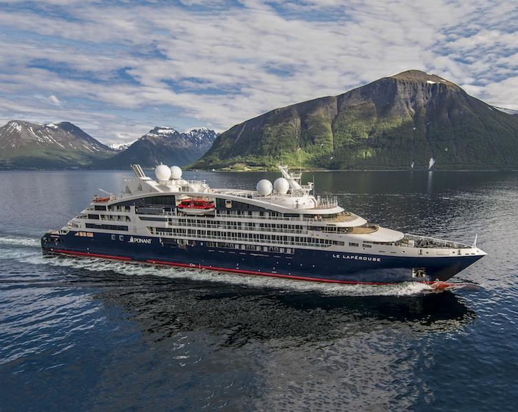 Ponant luxury cruise travel