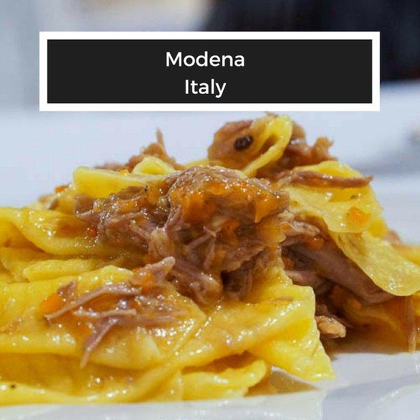 Modena Culinary Experiences