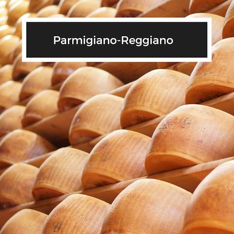 Parmiagiano Reggiano - parma food tour