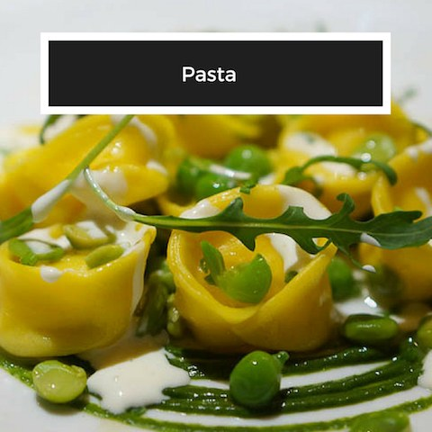 Emilia Romagna Pasta