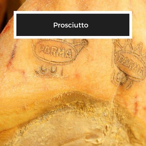 Prosciutto di Parma - Parma food tour