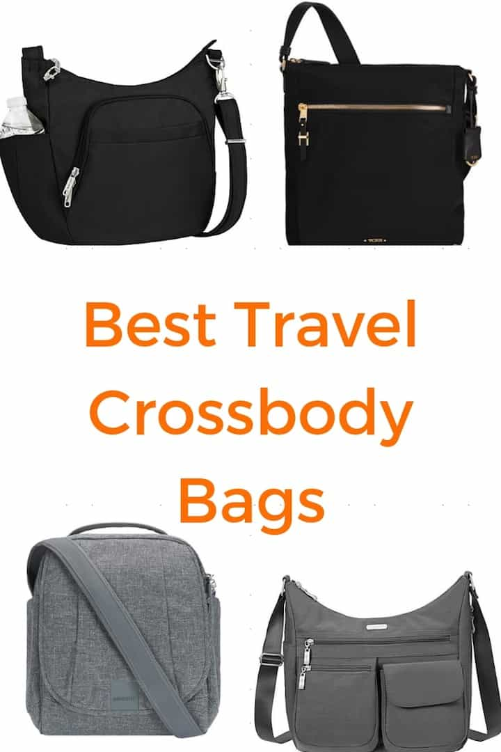 Best Crossbody Bags for Travel - Crossbody Travel Purse Reviews