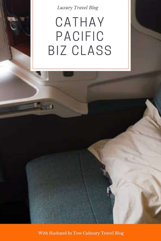 Cathay Pacific Business Class 777-300