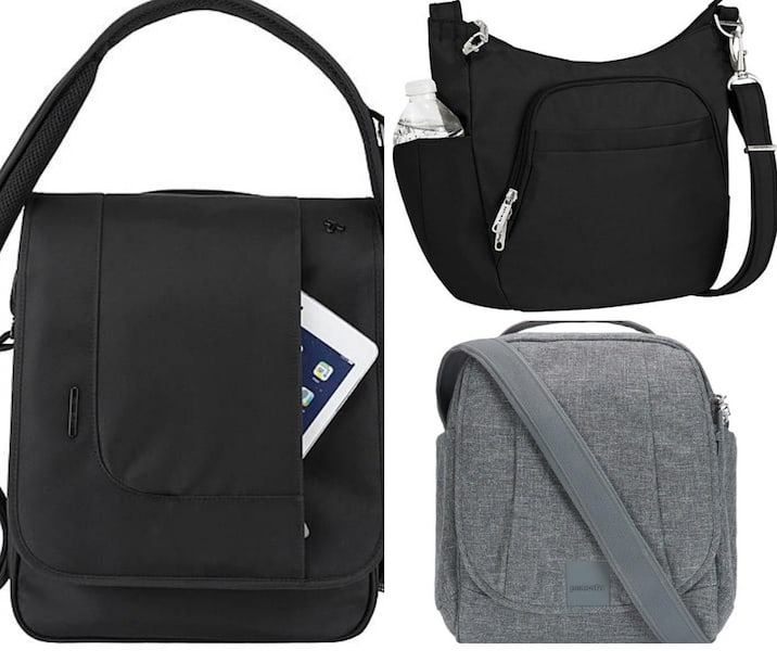 travel handbags crossbody