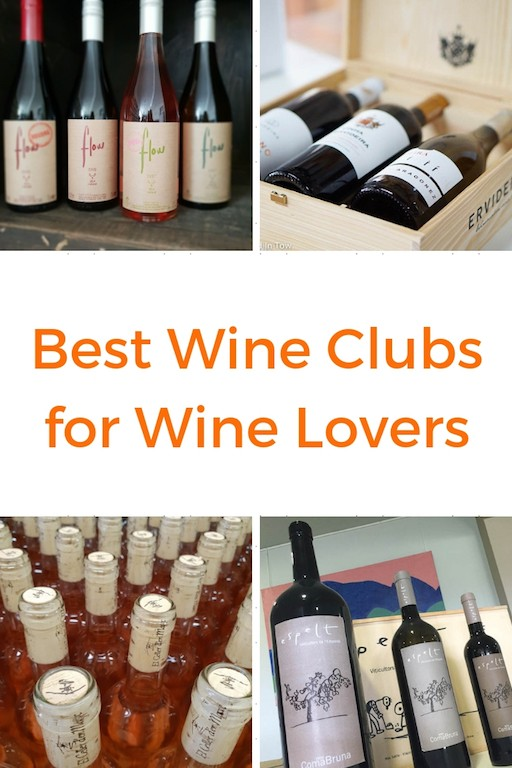 Best Wine Clubs and Wine Subscriptions for Wine Lovers