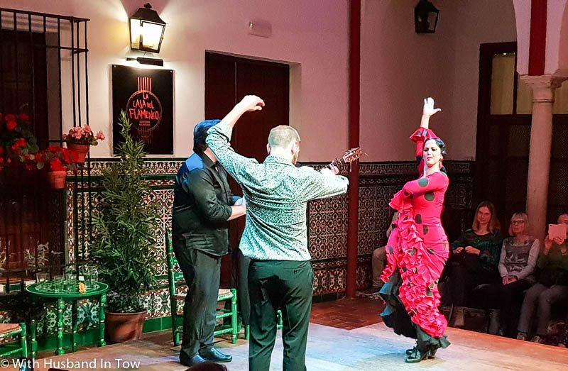 Seville tapas tour and flamenco in Seville