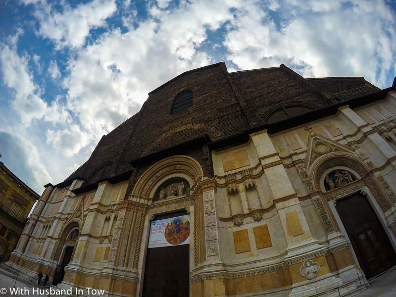 Things to do in Bologna Basilica