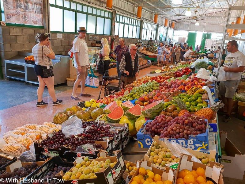 San Mateo Market Gran Canaria Markets