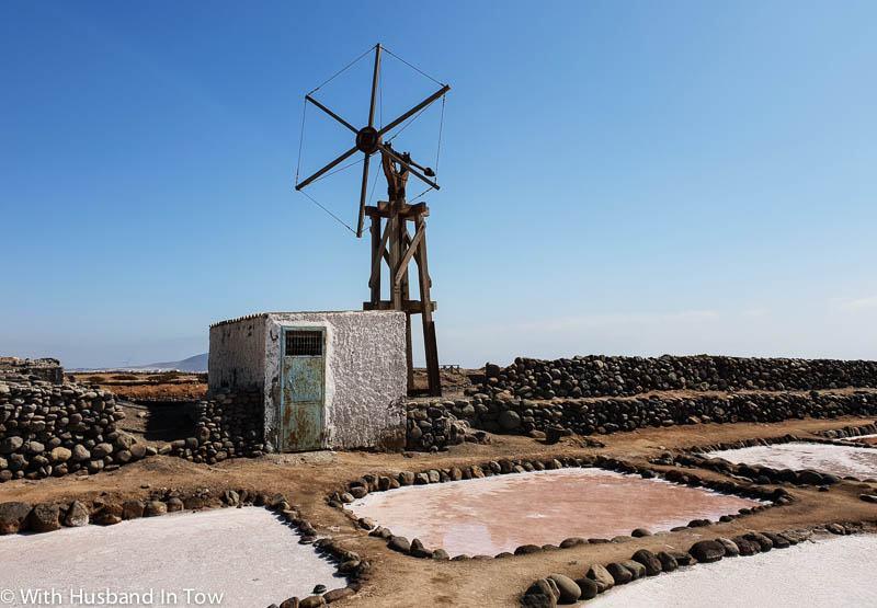 Las Salinas de Tenefe Gran Canaria