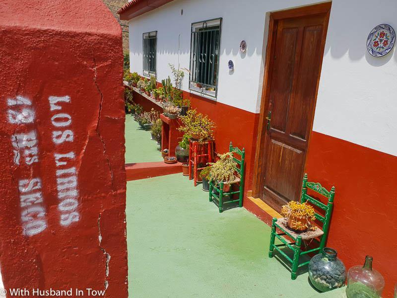 Bodega Los Lirios Gran Canaria