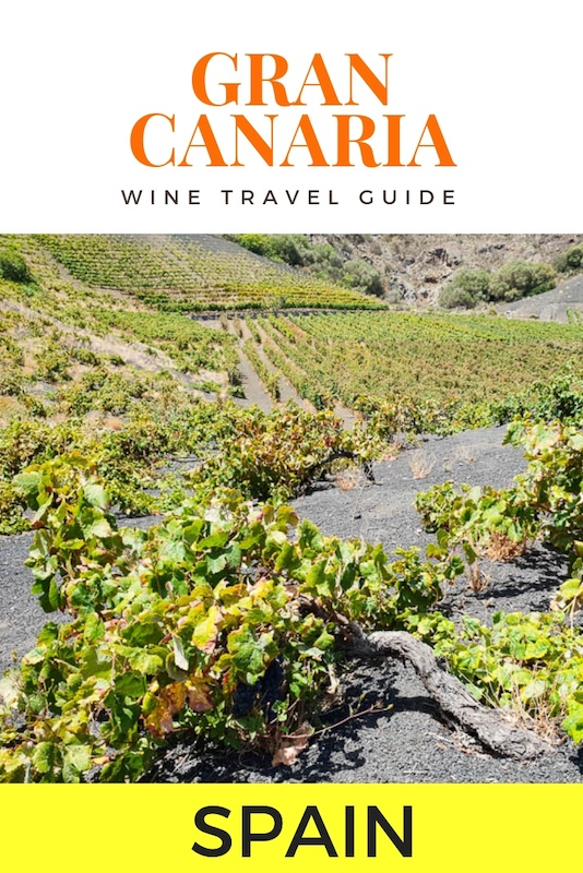 Gran Canaria Wine Guide - Canary Island Wines