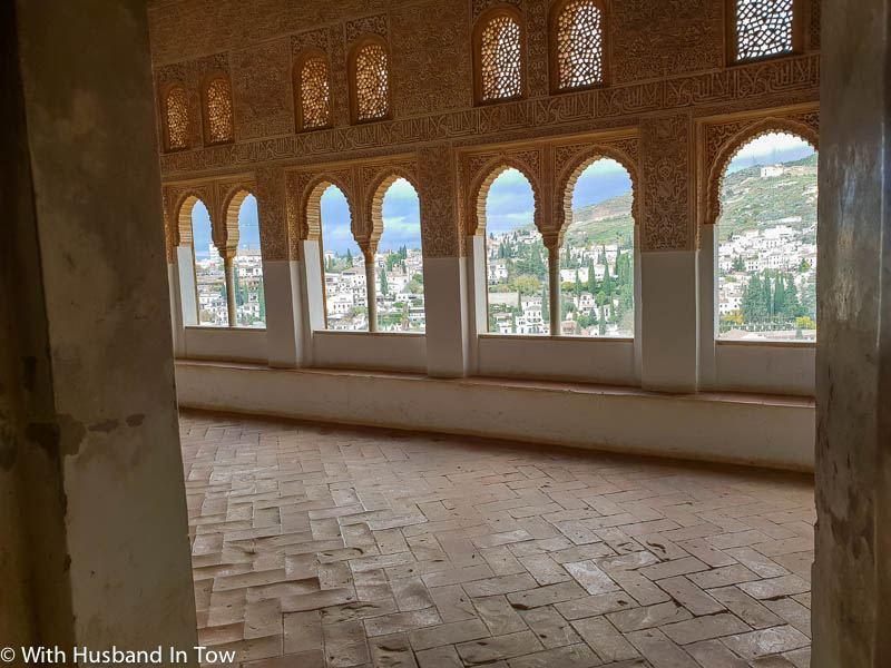 Alhambra in Granada - Day Trip from Malaga