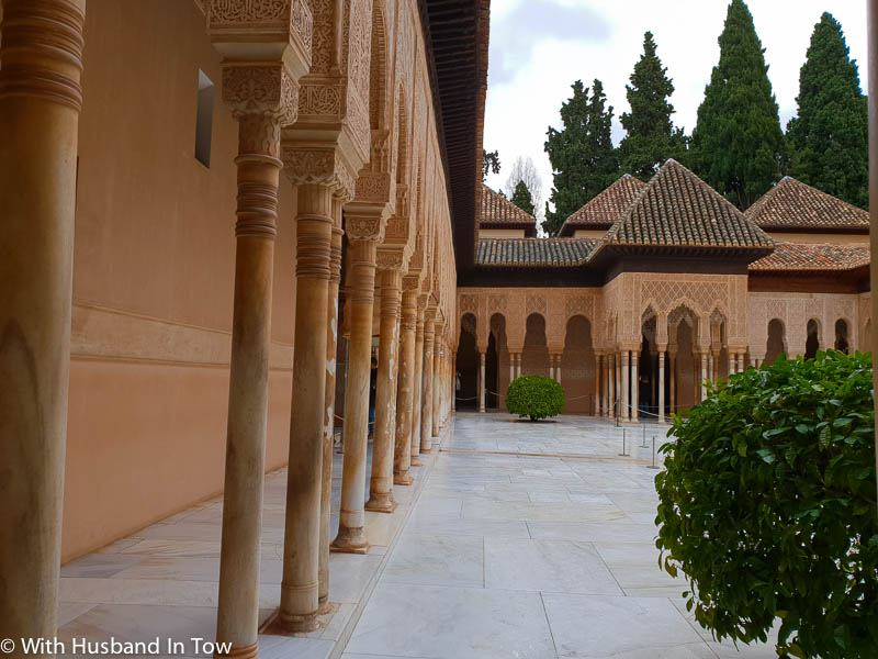 Visit Alhambra on a Malaga Day Trip