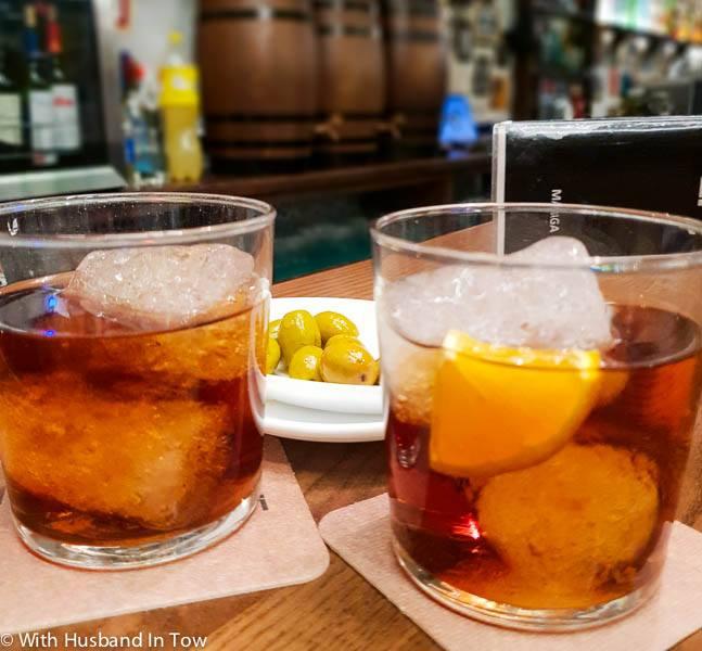 bars in malaga spain - La Tranca Malaga