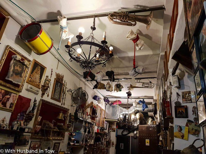 Las Merchanas Malaga