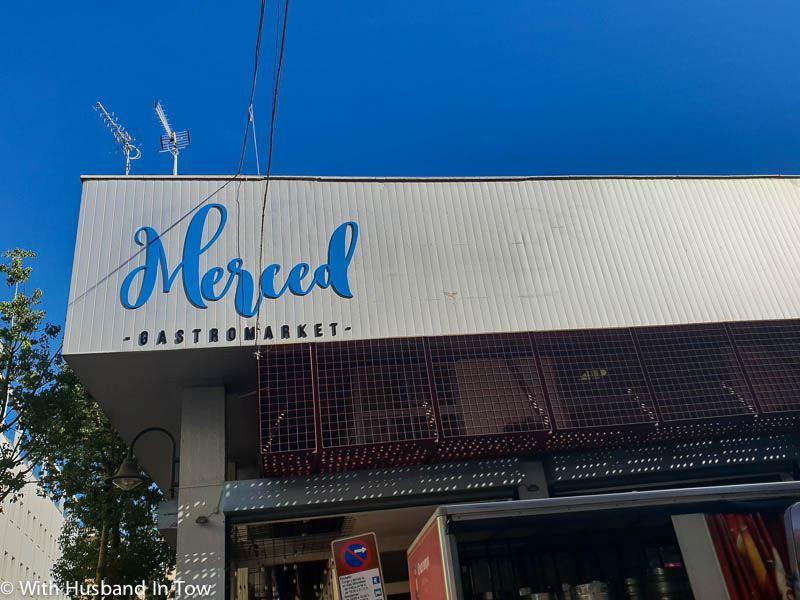 La Merced food market malaga