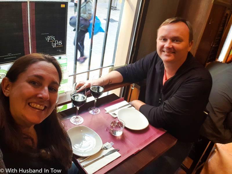 Malaga Food Blog