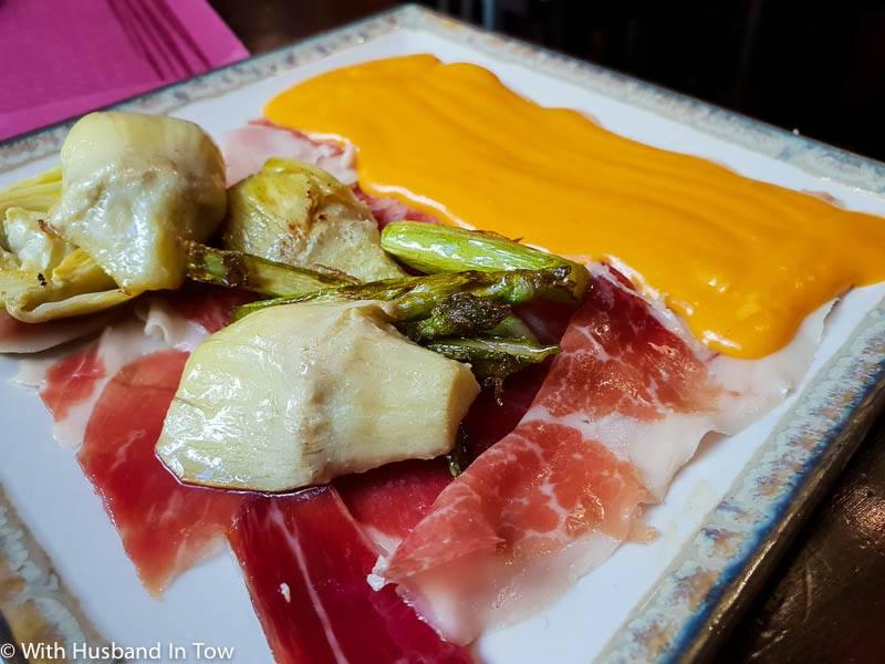 Porra Antequerana Malaga cuisine