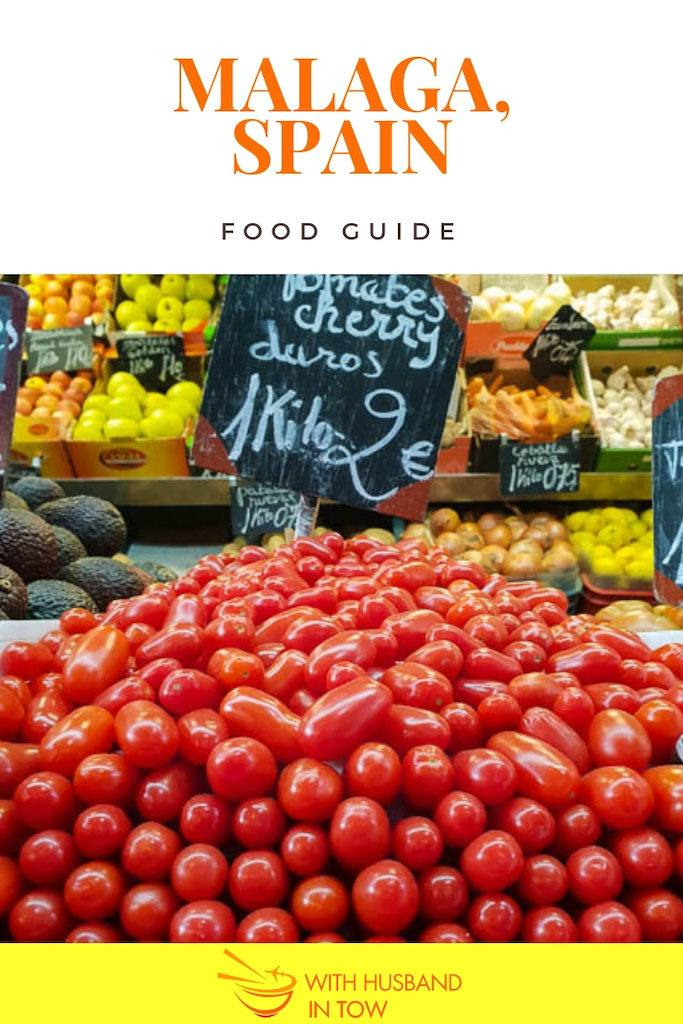 Malaga Spain Food Guide - Where To Eat In Malaga
