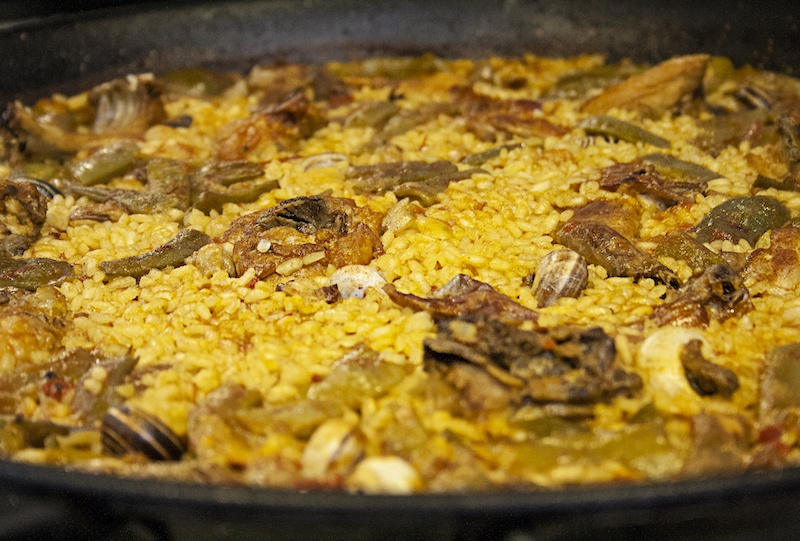 Paella Valenciana - Is Paella the National Spanish Dish?