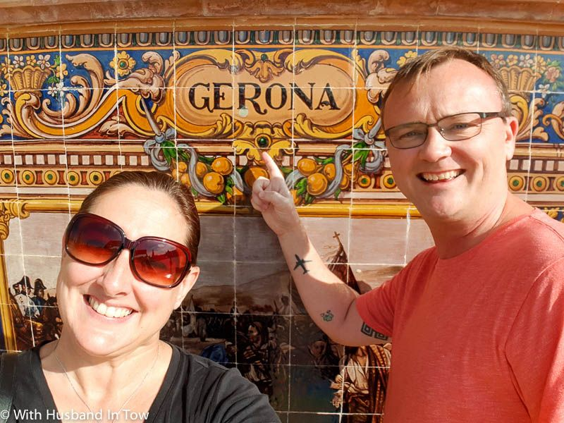 Plaza Espana - seville things to see