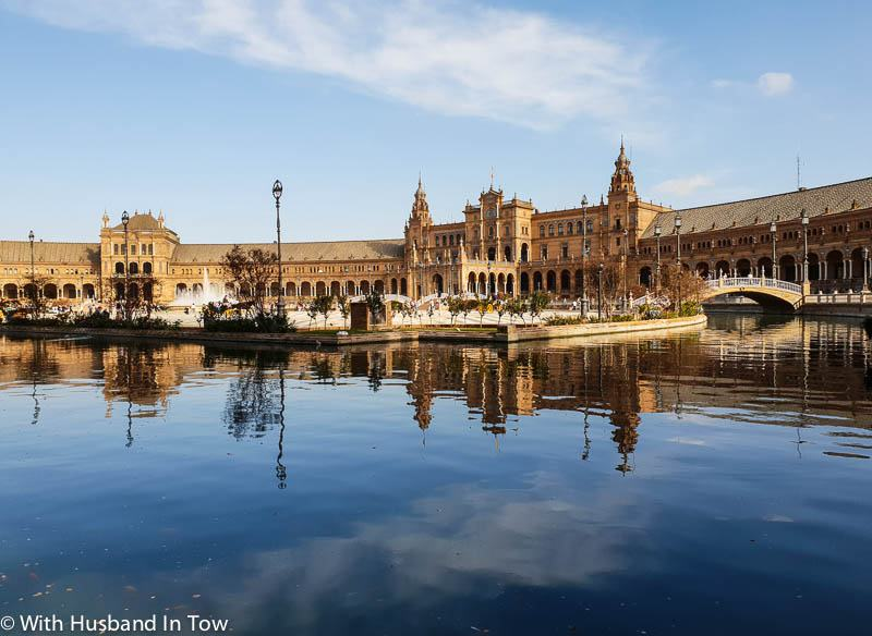 Plaza de Espana - Things to Do in Seville