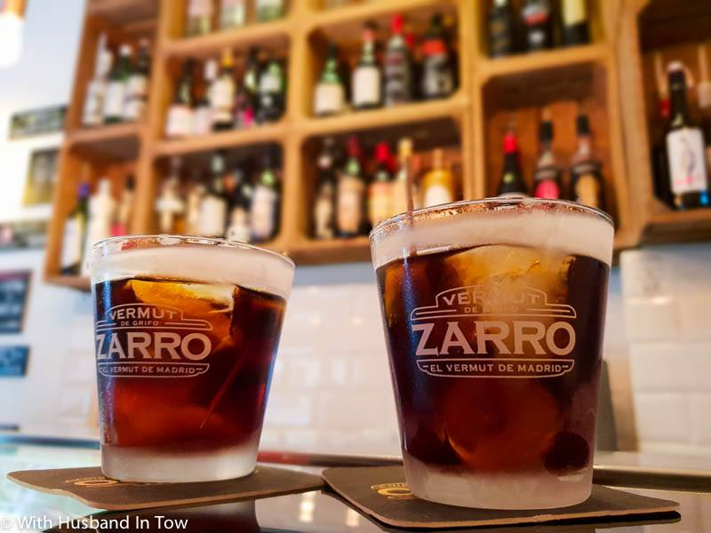 What to Eat in Spain - Drink Vermouth in Seville