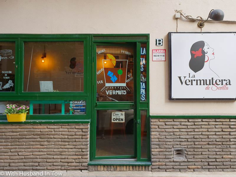 where to drink vermouth in Seville - Seville Food Guide