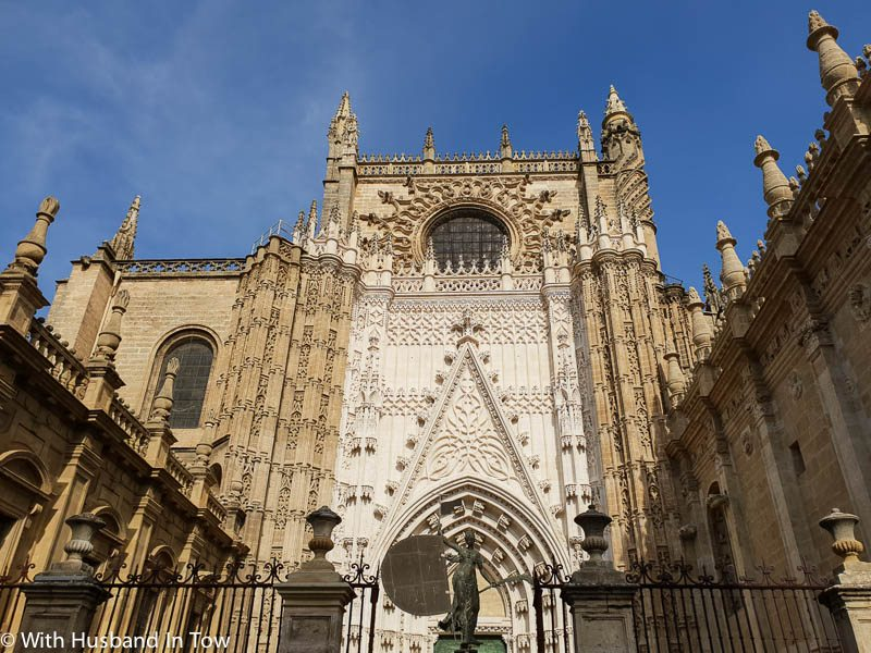 Seville places to see - Sevilla Cathedral