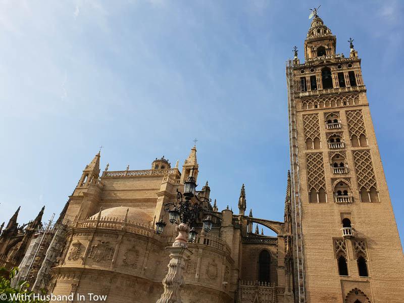 Sevilla Cathedral La Giralda - Seville Places to See
