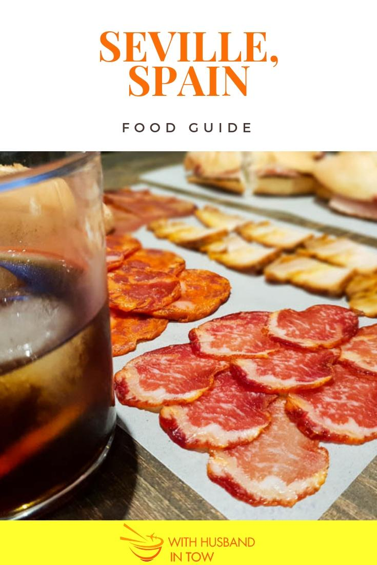 Seville Food Guide - Seville Food Blog