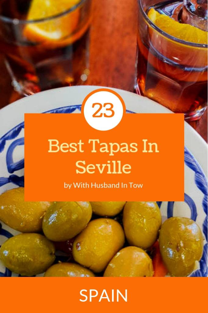 The Best Tapas Sevilla - What to eat in Seville