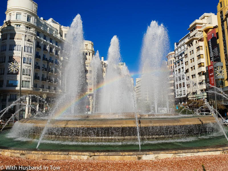 places to visit in Valencia Spain