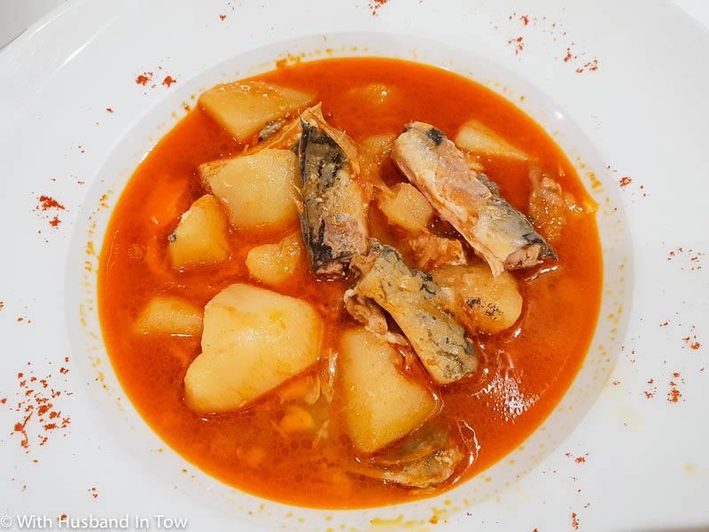 Valencian Cuisine - All i Pebre
