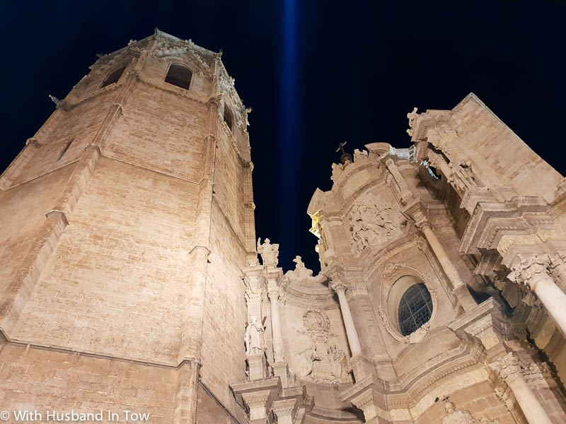 Places to see in Valencia - Cathedral