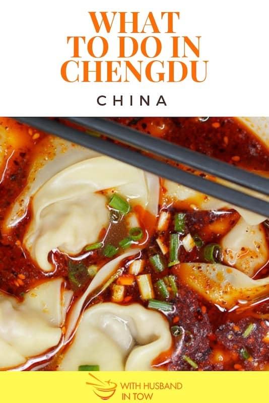 Chengdu Travel Blog - Top Things To Do In Chengdu China
