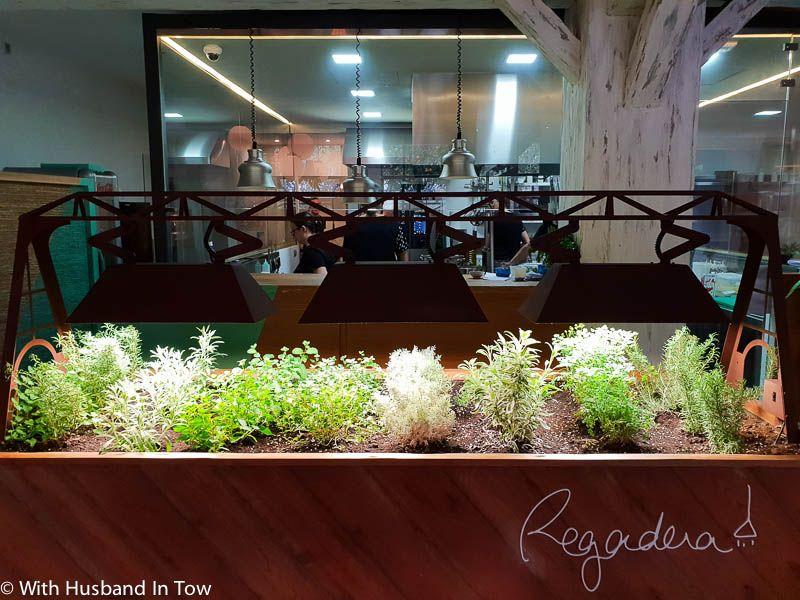 La Regadera Restaurant Cordoba