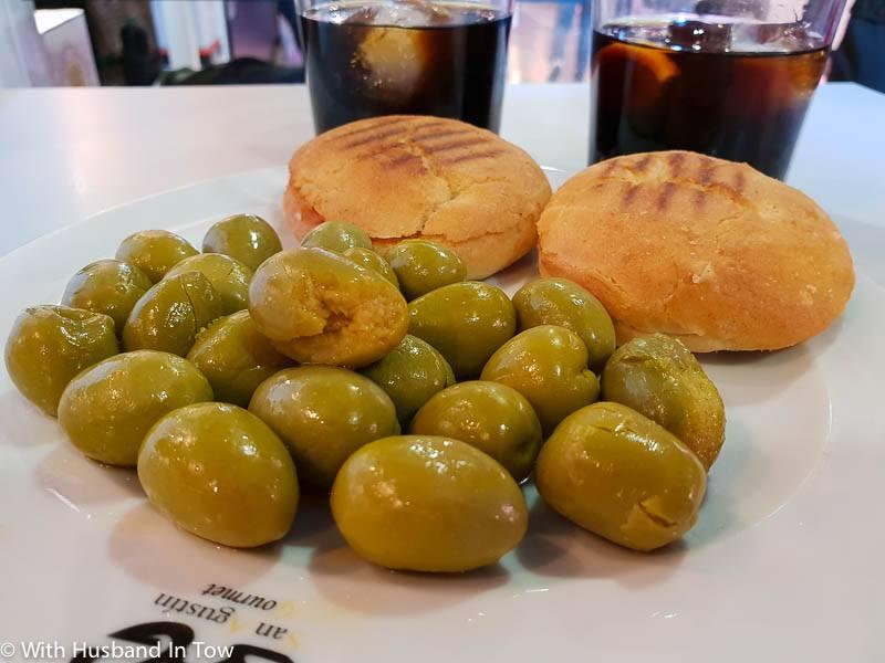History of Tapas Granada Spain