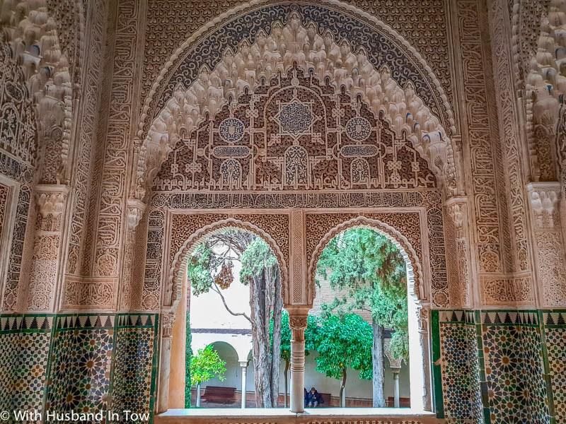 Granada Spain Attractions