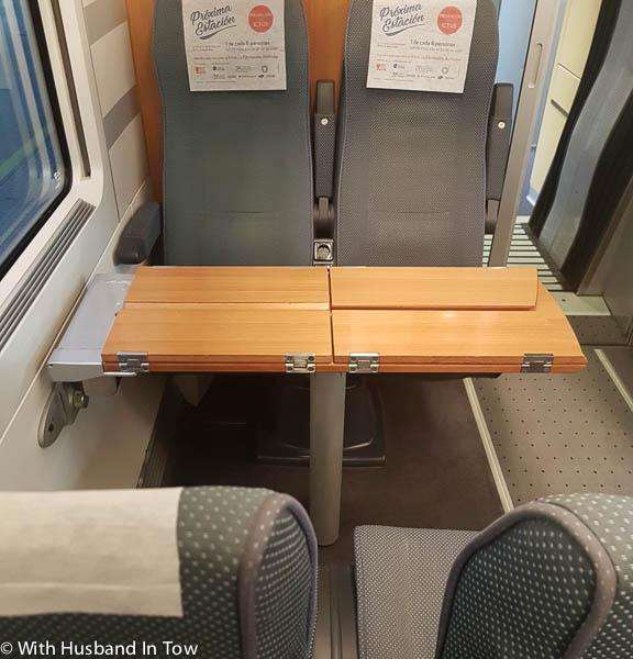 AVE Trains in Spain