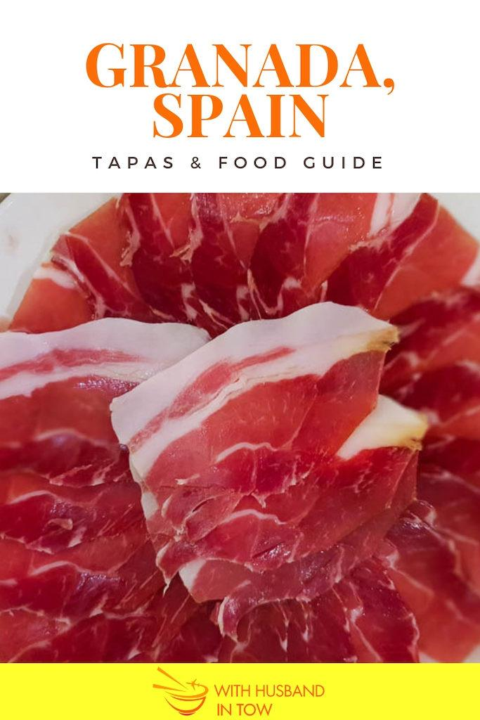 Granada Tapas - Where to Eat in Granada Spain