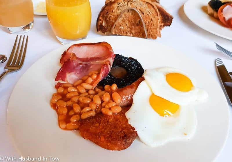 Bristol Eats - Traditional Full English Breakfast