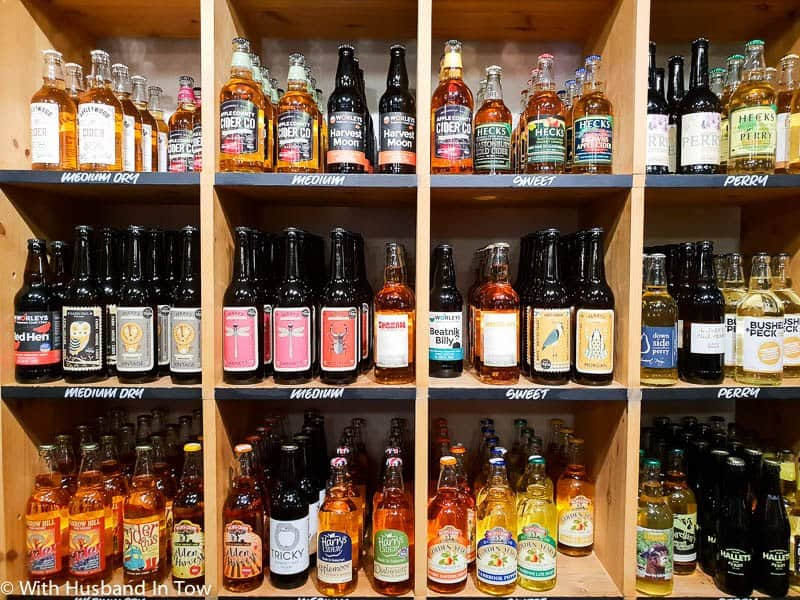 British Cider in Bristol