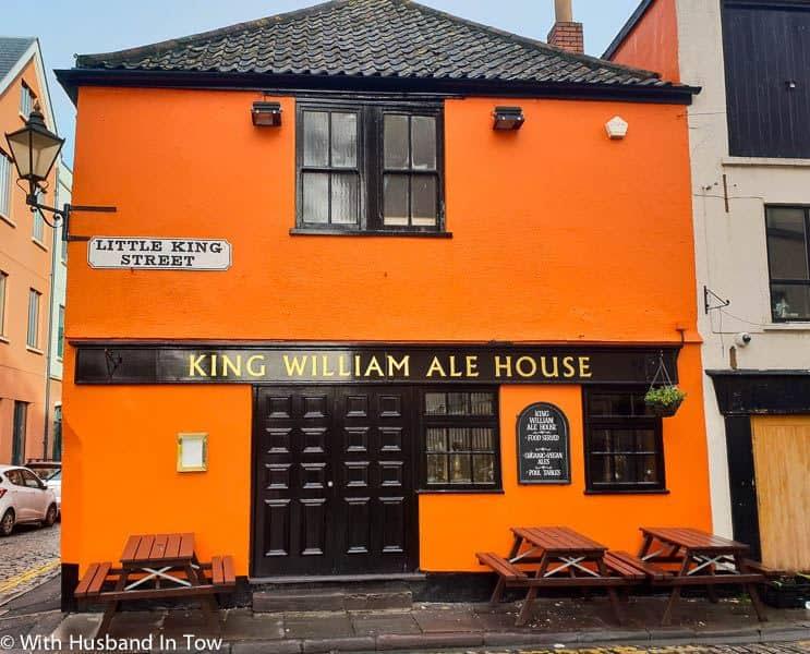 king street bristol pubs
