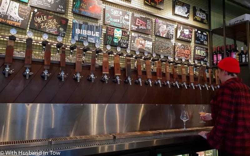 Wild Beer Bristol Craft Beer Bar