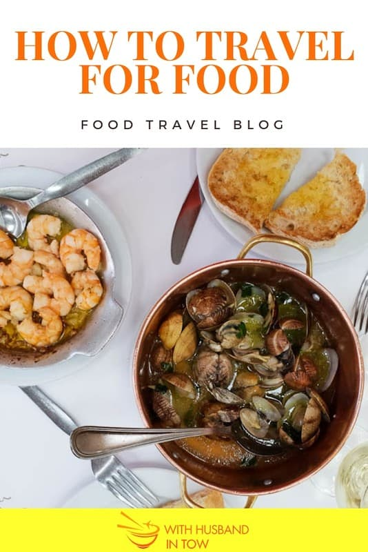 Food and Travel Blog - How to Travel For Food