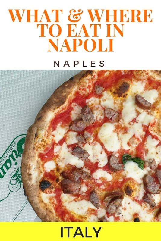 Naples Food And Travel Guide - Where And What To Eat In Naples Italy
