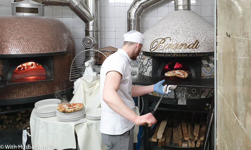 What Is Authentic Neapolitan Pizza Oven