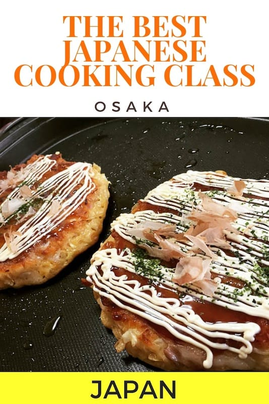 How To Book An Osaka Cooking Class – Top Osaka Experiences