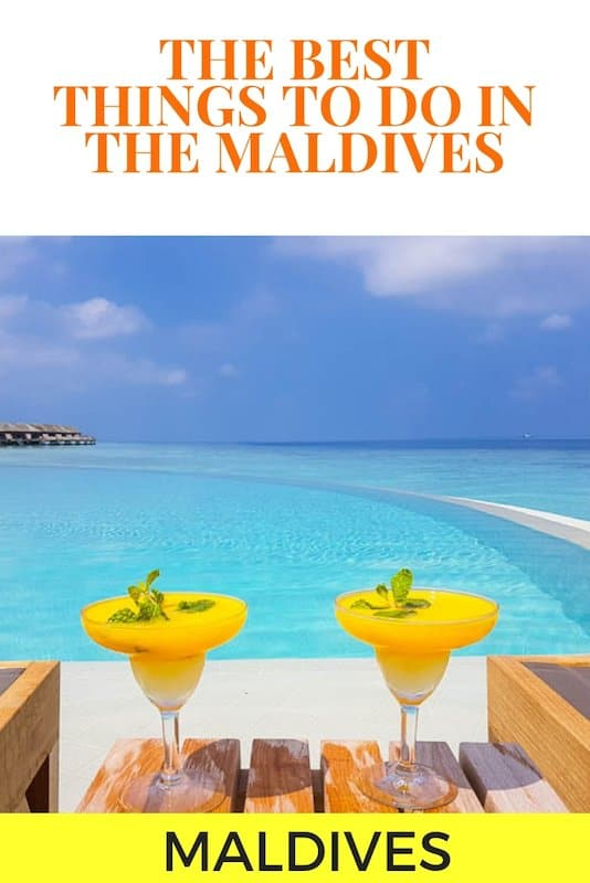 Best Things To Do In The Maldives - Maldives Activities